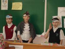 """""""По дороге в мир звуков"""" учащиеся 5 класса"""